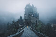 Foggy Fairytale. - Processed with VSCO with a8 preset