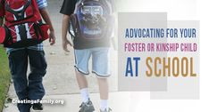 Advocating for a foster or kinship child in school is part of your role and sets them up for a successful academic year. Tips for how to advocate and make sure your foster/kinship child gets what they need in school. Foster Parenting, Kids And Parenting, Kinship Care, Types Of Adoption, Foster Care System, International Adoption, Foster Care Adoption, Foster Family, School Sets