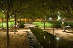 Brochstein Pavilion / The Office of James Burnett + Thomas Phifer & Partners | ArchDaily