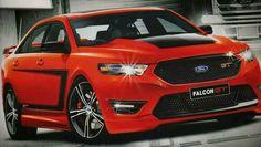 2015 Ford Falcon GT (Australia)