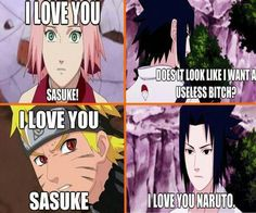 #wattpad #losowo If you hate SasuSaku this is the right place for you (☞゚ヮ゚)☞  Warning: if you like Sakura or sasusaku, you stay far away from this book. All credit goes to @heartofnature for the cover
