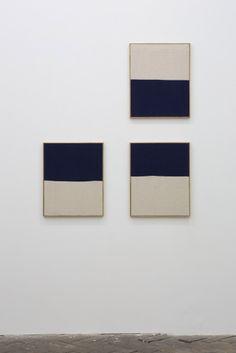 Art Styles I like... Ethan Cook | works | Galerie Jeanroch Dard