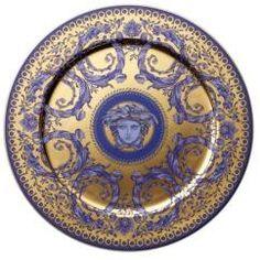Versace Le Grand Divertissement Service Plate - $545.00