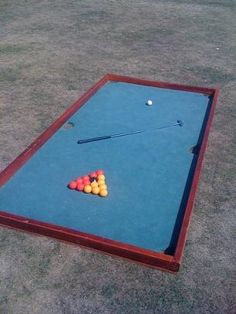 Hire Golf Pool Game a great mix of Golf and Pool. We hire golf pool games to fun days as part of the giant garden games packages. Backyard Bar, Backyard Playground, Backyard Games, Backyard Projects, Backyard Baseball, Giant Garden Games, Giant Games, Pool Games, Lawn Games