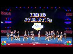 HOLY CRAP! These ladies are good. Cheer Athletics FierceKatz winning NCA 2012. All Star Cheerleading at its best!