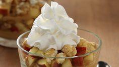 ReadySetEat - Caramel Apple Pudding Parfaits - Recipes