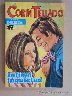 Corín Tellado-Libros.