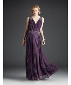 Mignon Style VM1081 Evening Gown