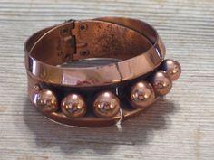 Renoir Copper Bracelet Vintage RENOIR Copper by TheCopperCat