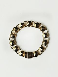 *FOUR days of shipping left* The perfect gift... MINI PYRAMID STUD TENNIS BRACELET