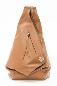 Loewe Bags - ANTON BACKPACK Tan