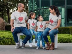 Discover I Love Heaven T-Shirt from In God We Trust only on Teespring - Free Returns and 100% Guarantee - I Love Heaven