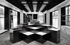 Alexander Wang store in Shanghai China