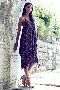 Estrella Maxi Dress #anthropologie