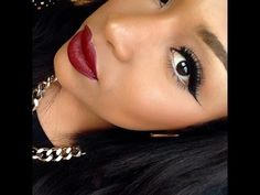 8 Fall Makeup Tutorials for Black Women