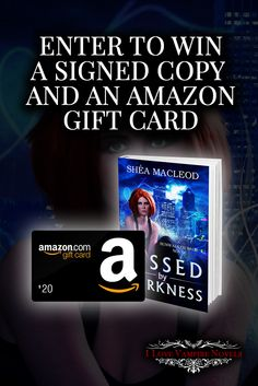 Win a $20 Amazon Gift Card & Signed Copies from Bestselling Author Shéa MacLeod #Sweepstakes Ends 5/5.
