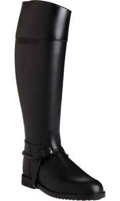 Givenchy Riding Rain Boot #barneys