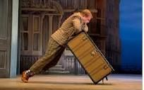 James Corden won the Tony for Best Performance by a Lead Actor in a Play for his immensely funny performance in the British import One Man, Two Guvnors. More information on this and other Tonys winners is at http://allticketsinc.me/2012/06/11/discount-tickets-for-broadway-tony-winners/