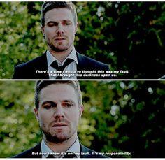 Arrow - Oliver #4.1 #Season4