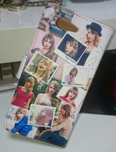 Taylor Swift smartphone cover