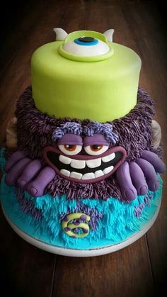 Kacy thought of this bc of the boys love Monster's Inc.! :)