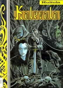 Kalevala – National epic of Finland, new version by Kristian Huitula David The Gnome, Manga Characters, Fictional Characters, World Literature, National Museum, Finland, Illustration Art, Illustrations, Novels