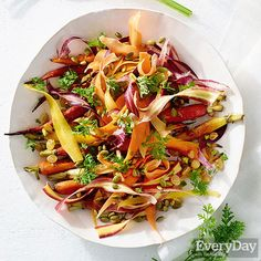 Spiced Carrots Two-Ways