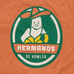 Hermanos Plátanos Pocket T-Shirt » HOWLER BROTHERS Screen Printing, Pocket, Canvas, Tees, Classic, T Shirt, Logo Ideas, Clothes, Products