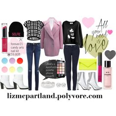 """""""all you need"""" by lizmcpartland on Polyvore #style #stylist #704"""