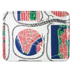Manhattan Tray by Svenskt Tenn/Josef Frank. This is at the top of my wish list!
