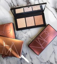 "594 Likes, 20 Comments - Hanoody (@makeupbyhanoody) on Instagram: ""@narsissist you make my heart ❤️ Glow ☀️☀️☀️ The new @narsissist Easy Glowing palette in Reve Sale…"""