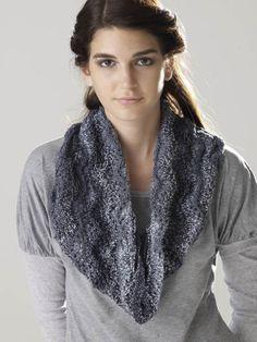 Kostenlose Anleitung: Loop-Schal stricken