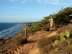 Rave Run: Torrey Pines State Natural Reserve, San Diego, CA