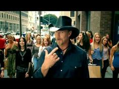 TRACE ADKINS ~ Ladies Love Country Boys