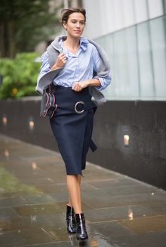 7 Skirts We Want to Get Wrapped Up in—Literally