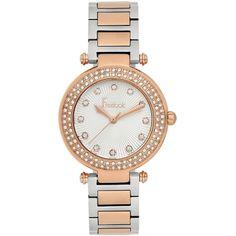Ceasuri Dama :: CEAS FREELOOK F.3.1008.03 - Freelook Watches Watches, Michael Kors Watch, Swarovski, Silver, Accessories, Crystal, Wristwatches, Money, Clocks