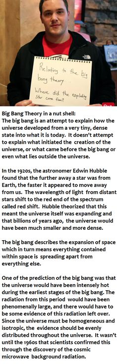 Hubble's Contribution To Modern Astronomy. Two of the most recognizable symbols of science are the telescope and the microscope. Everyone, whether interested in astronomy or not, has heard of the Earth And Space Science, Earth From Space, Astronomy Terms, Hubble Space Telescope, Lost In Space, Science Classroom, Big Bang Theory, Bigbang
