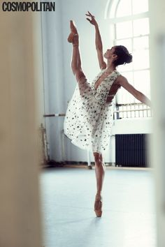 Misty Copeland Explains How to Reach Your Full Potential