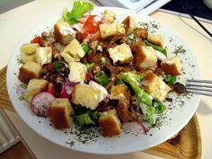 Spicy wok chicken salad by Boštjan Cigan, via Flickr