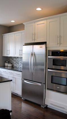 White Kitchen Appliances are Trending White Hot | House | Pinterest ...