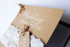 36 top manilla and kraft wedding ideas — a blogger's picks from around the world!