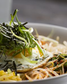Bibimbap By Chef Esther Choi Recipe by Tasty