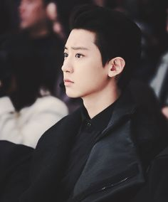 "Exo - Chanyeol ""You are just a handsome little thing aren't cha??!"""