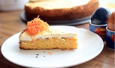 How To Make A LOW CARB Carrot Cheesecake EASTER SPECIAL |Quick 'n Yummy