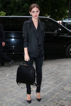 Weekend Fashion Inspiration - Celebrity Street Style - Marie Claire