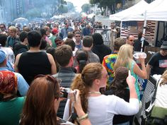 The Haight Street Fair © Jere Keys/Flickr