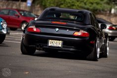 1999 Z3 Roadster with Scarce Hamann double bubble Hard Top!