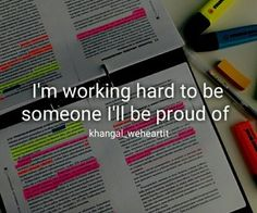 Study Quotes by KhanGal (Me) 🎓 - Studying Motivation Exam Motivation, Study Motivation Quotes, Study Quotes, Motivation Inspiration, Daily Inspiration, True Quotes, Motivational Quotes, Inspirational Quotes, Qoutes