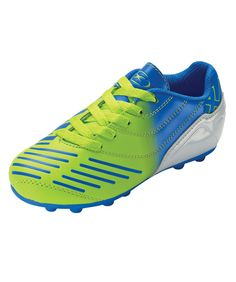Xara Velocity Junior (Green/Blue)