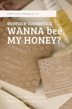 Habt ihr den hype um die WANNA bee MY HONEY? trend edition mitbekommen? 🐝🍯 Ich habe diesen zwar vernommen, dieser hat meine Kaufentscheidung allerdings nicht beeinflusst. Dennoch habe ich mir insgesamt 5 Produkte der Limited Edition geholt. Wie ich sie finde und ob sie den Kauf wert sind könnt ihr auf meinem Blog nachlesen. Essence Cosmetics, My Honey, Beauty Review, Eyeshadow, Make Up, Vegan, Group, Board, Blog